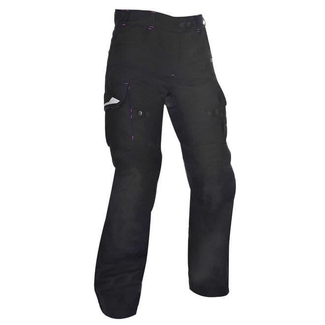 Oxford Montreal 2.0 Women's Waterproof Motorcycle Motorbike Pants TW353 Short