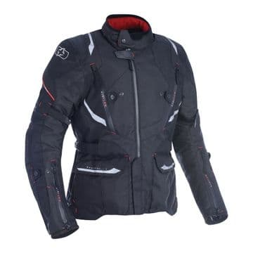 Oxford Montreal 3.0 Motorcycle Motorbike Jacket Black - NEW FOR 2019!! All Sizes