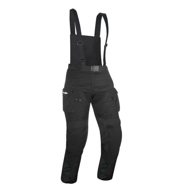 Oxford Montreal 3.0 Waterproof Motorcycle Motorbike Pants Regular Leg Black