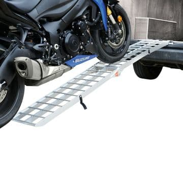 Oxford Motorbike Motorcycle Aluminium Foldable Loading Ramp OX748