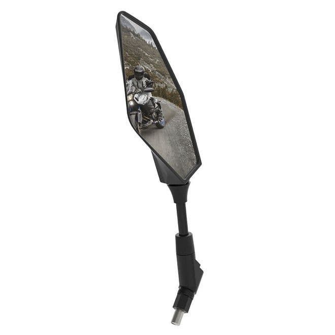 Oxford Motorcycle Motorbike Replacement Mirror Kite - Left OX155