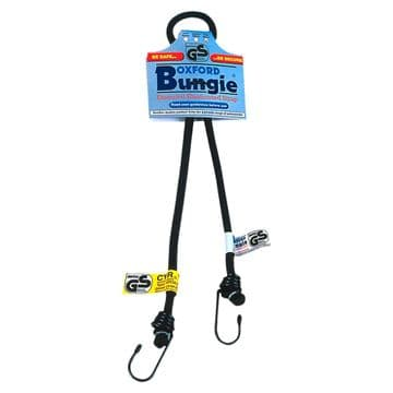 Oxford Products Essential Bungie Elasticated Strap 9mm x 900mm OF434