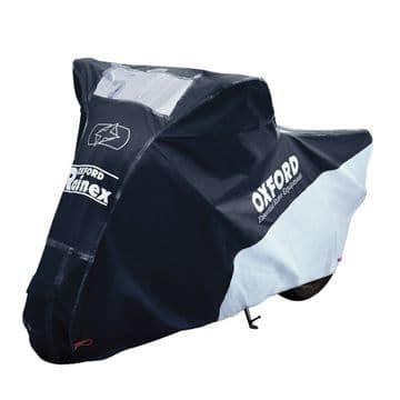 Oxford Rainex Deluxe Waterproof Cover CV502 Medium Motorbike Motorcycle Cover