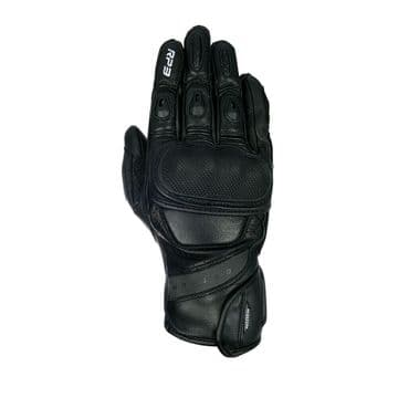 Oxford RP-3 2.0 Waterproof Short Sports Motorcycle Gloves Stealth Slack