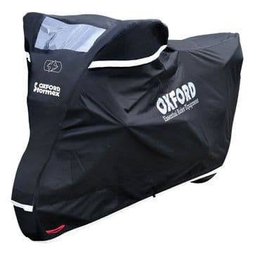 Oxford Stormex Waterproof Motorcycle Motorbike Scooter Cover All Weather Small