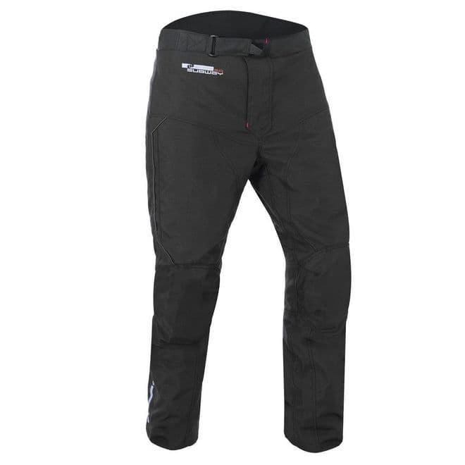 Oxford Subway 3.0 Waterproof Motorcycle Pants Trouser Black - Long Leg