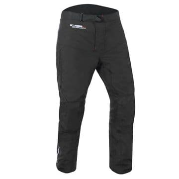 Oxford Subway 3.0 Waterproof Motorcycle Pants Trouser Black - Short Leg