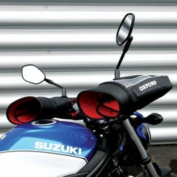 Oxford Super Muffs Universal Motorcycle Motorbike Hand Muffs Warmers - OX395