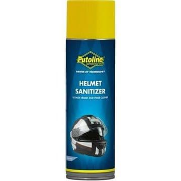 Putoline Motorcycle Motorbike MX Kart Quad Helmet Sanitizer Spray - 500ml