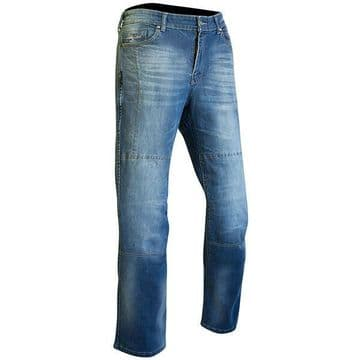 Route One Ladies Liberty Water Repellent Motorcycle Motorbike Jeans - CE Knee