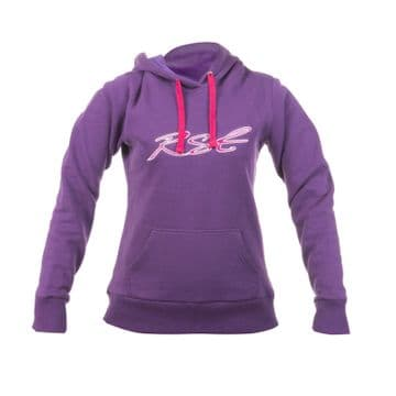 RST Ladies Script Berry Ladies Casual Wear Hoody Hoodie