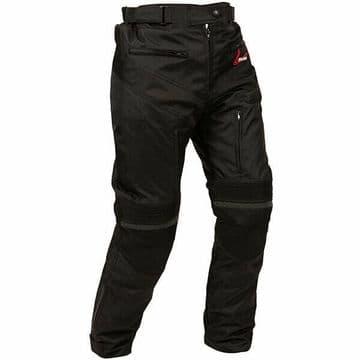 Weise Ladies Luna Waterproof Motorcycle Motorbike Textile Jeans Pants Trousers