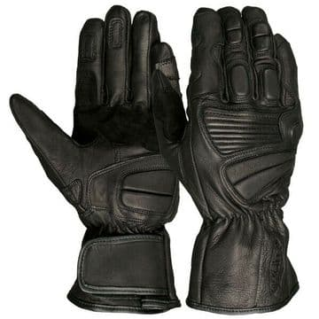 Weise Summer Waterproof Leather Motorcycle Motorbike Scooter Glove