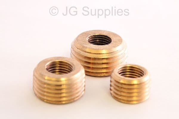 Adaptors Oil & Temperature Senders 18-27NPT to 1/4-18NPT 3/8-18NPT 1/2-14NPT