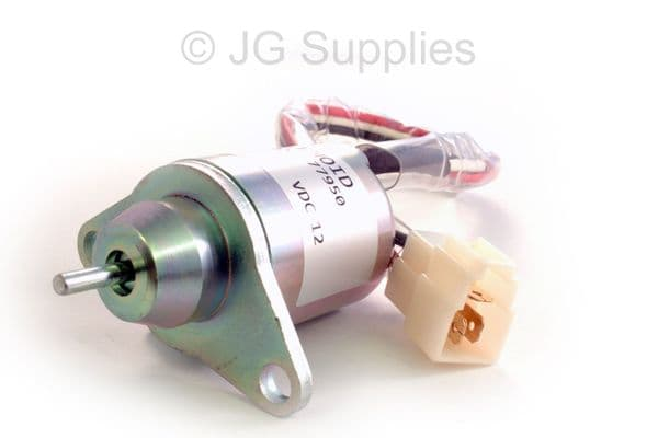 Shut off solenoid Replaces John Deere M806808P M806808  11000 & GSW PRAMAC