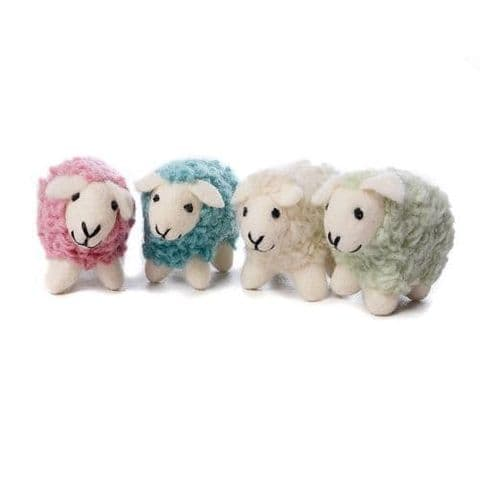 Easter sheep decoration