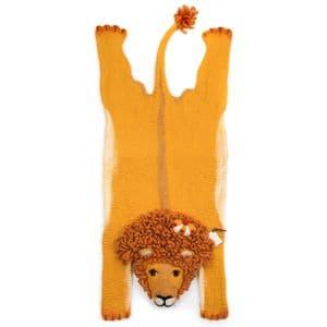 Leopold the Lion rug