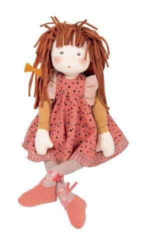 Les Rosalies Anenome rag doll