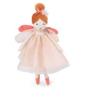 Little pink fairy doll