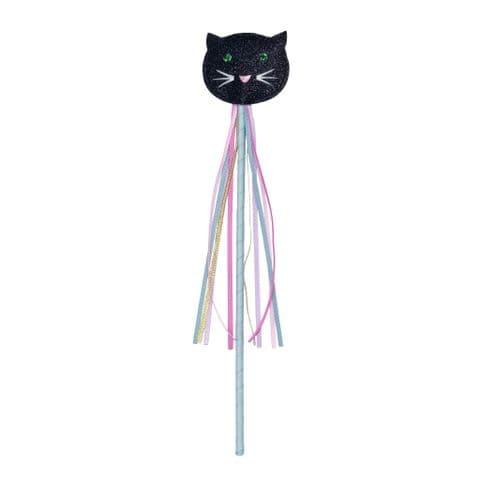 Lucky Black Cat Wand