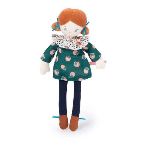 Mademoiselle Blanche doll