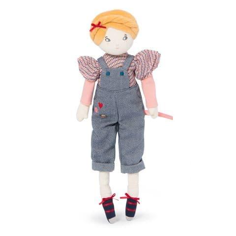 Mademoiselle Eglantine doll