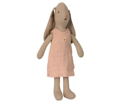 Maileg bunny in rose dress - size 1