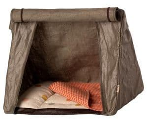 Maileg camping tent for mice