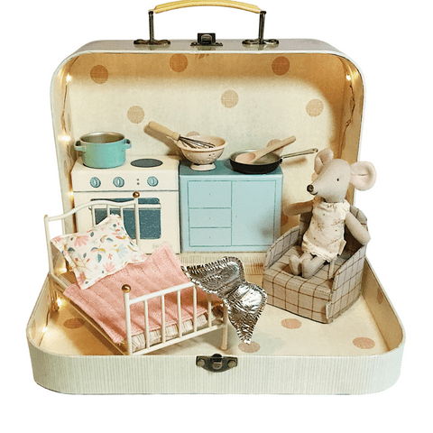 Maileg Fairy House in a Suitcase