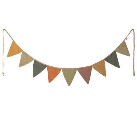 Maileg garland - multi colour