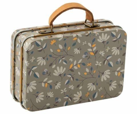 Maileg miniature metal suitcase - Merle Dark