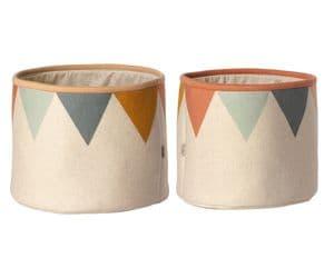 Maileg storage baskets, set of 2