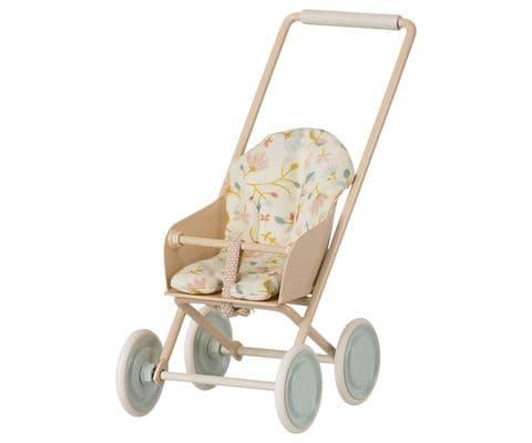 Maileg stroller - powder pink