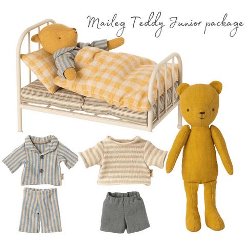 Maileg Teddy Junior package