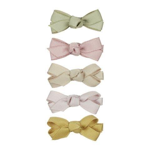 Mini Florence bows - Springtime