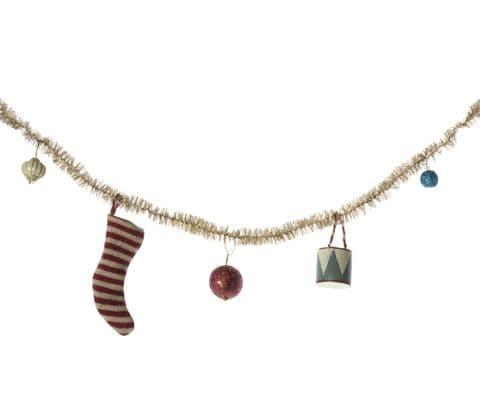 PRE-ORDER Maileg miniature Christmas garland