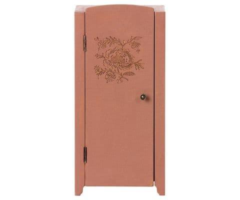 PRE-ORDER Maileg miniature closet - rose