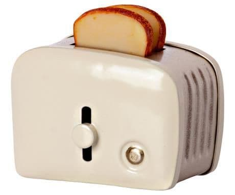 PRE-ORDER Maileg miniature toaster - white