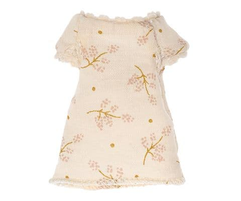 PRE-ORDER Nightgown for Little Sister Mouse