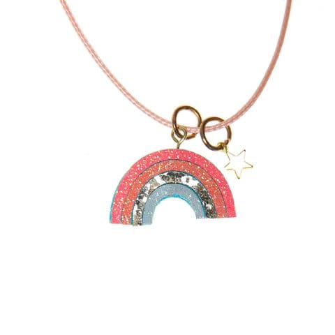 Rainbow Bright Necklace