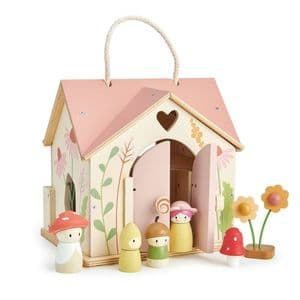 Rosewood Cottage dolls house