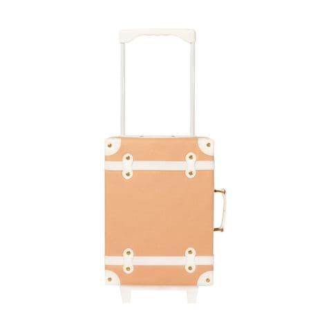 See-ya suitcase - blush