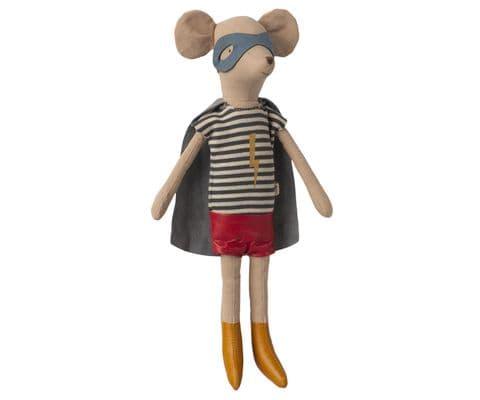 Superhero boy mouse - medium