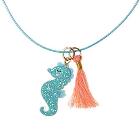Sylvia Seahorse Necklace