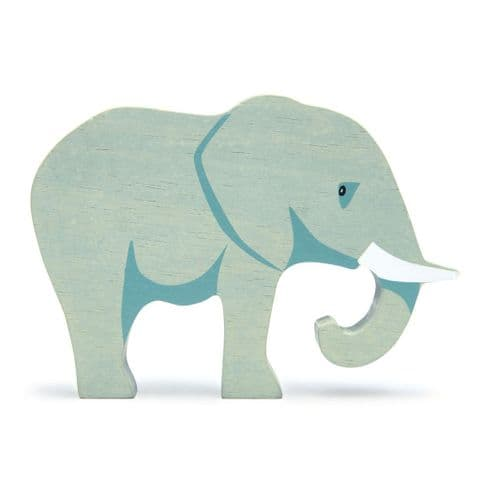 Wooden animal - elephant
