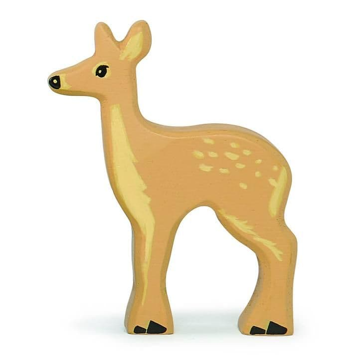 Wooden animal - fawn
