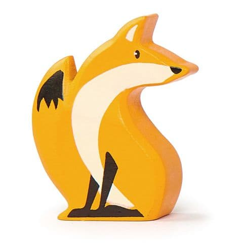 Wooden animal - fox