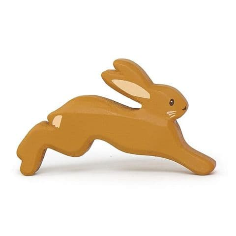 Wooden animal - hare