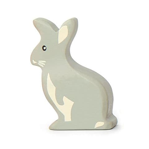 Wooden animal - rabbit