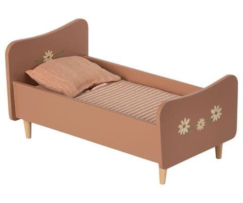 Wooden bed - Rose